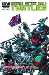 Teenage Mutant Ninja Turtles: The Secret History of the Foot Clan #3 10 Copy Incv