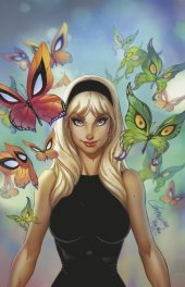 Gwen Stacy #1 J. Scott Campbell Virgin Variant