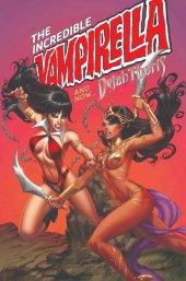 Vampirella / Dejah Thoris #1 Sabine Rich Variant