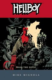hellboy vol. 2: wake the devil tp second edition