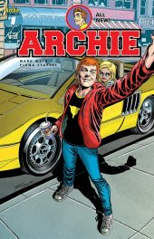 Archie #1 Ordway Cover