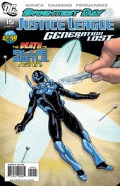 Justice League: Generation Lost #19 Variant Edition