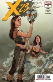 X-23 #9