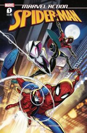 Marvel Action: Spider-Man #1 Original Cover