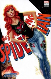The Amazing Spider-Man #800 J Scott Campbell Variant B
