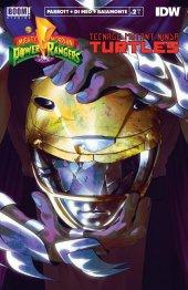 Mighty Morphin Power Rangers / Teenage Mutant Ninja Turtles #2 2nd Printing