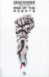 Descender #22 Original Cover