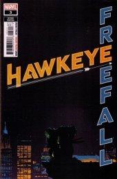 Hawkeye: Freefall #3 2nd Printing