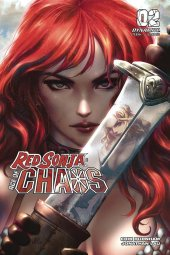 Red Sonja: Age of Chaos #2 1:10 Kunkka Cover