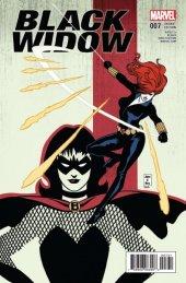 Black Widow #7 Classic Variant