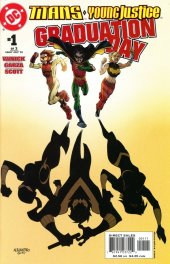 titans / young justice: graduation day #1