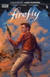 Firefly #3 2nd Printing