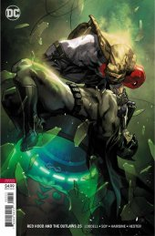 red hood and the outlaws #25 variant edition