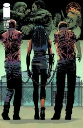 The Walking Dead #115 Cover C