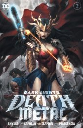 Dark Nights: Death Metal #2 Kunkka Variant A