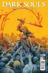 Dark Souls: Legends of the Flame #1 Cover B Crook