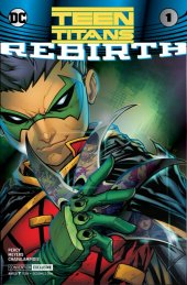 Teen Titans: Rebirth #1 NYCC ComicCon Foil Variant