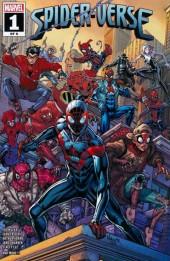 Spider-Verse #1 Walmart Exclusive