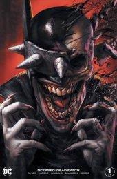 DCeased: Dead Planet #1 The Comic Mint Exclusive Ian MacDonald Variant B