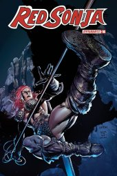 Red Sonja #16 1:7 Gedeon Homage Cover