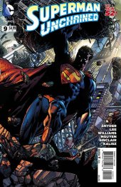 Superman Unchained #9 David Finch Variant