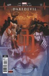 Daredevil #609 2nd Printing