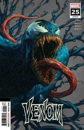 Venom #25 - 2nd Printing - Rapoza Variant
