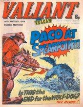 Valiant #August 14th, 1976