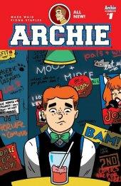 Archie #1 Books-A-Million Variant