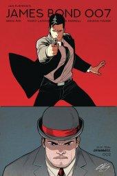 James Bond 007 #2 Cover C Henry
