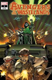 Avengers of the Wastelands #1 1:50 Incentive