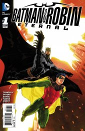 Batman & Robin Eternal #1 Variant Edition