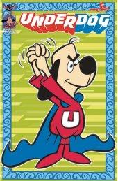Underdog #4 Retro Animation Limited Edition