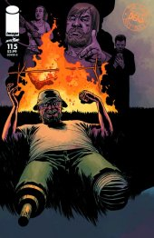 The Walking Dead #115 Cover G