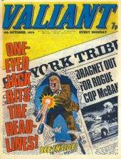 Valiant #October 9th, 1976