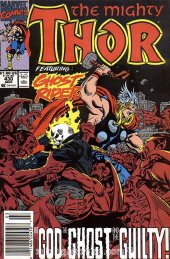 The Mighty Thor #430 Newsstand Edition