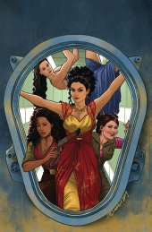 Firefly #11 Cover B Preorder Quinones Variant