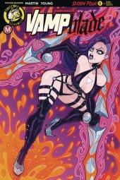 Vampblade Season 4 #5 Cover E Brao
