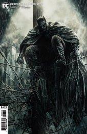 Detective Comics #1020 Card Stock Variant Edition