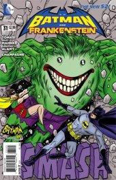 Batman and Robin #31 Variant Edition
