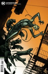 Catwoman #22 Card Stock Variant Edition