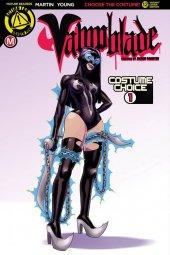 Vampblade #12 Cover C Costume One