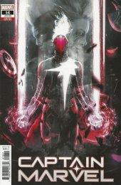 Captain Marvel #16 BossLogic Variant