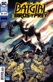 Batgirl and the Birds of Prey #19 Variant Edition