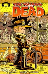 The Walking Dead #103 Giarrusso Variant