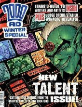 2000 AD Winter Special #2005