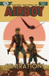 Airboy #51 Cover F Talajic