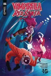 Vampirella / Red Sonja #6 Cover D Yoshii