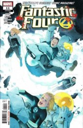 fantastic four #11 secret variant