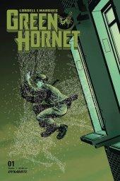 Green Hornet #1 Cover C Mckone
